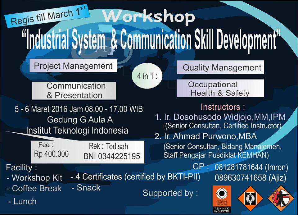 workshop iti